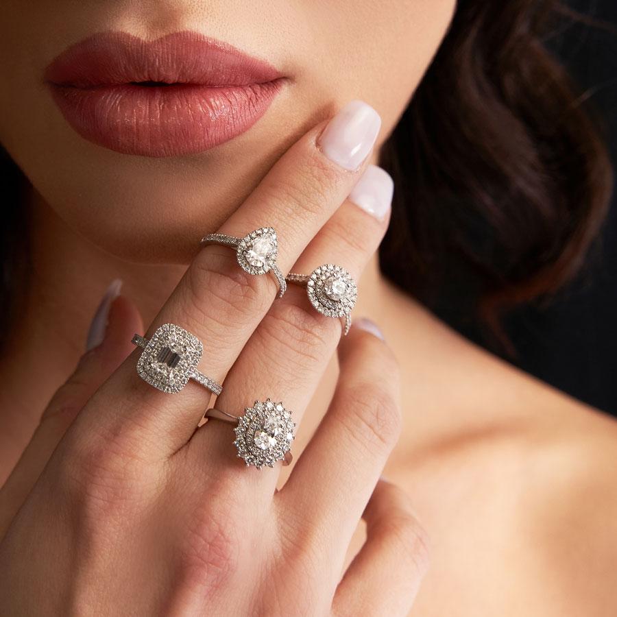 Γνωρίζετε ποια δαχτυλίδια ταιριάζουν στα δάχτυλα σας;