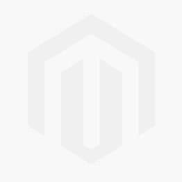 Guess Crystals Black Leather Strap