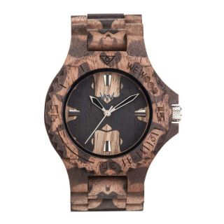 Wewood Date Nature Mirror Nut