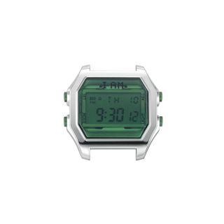 Ρολόι IAM Large Silver / Emerald Green