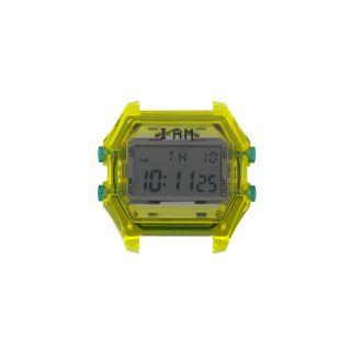 Ρολόι IAM Large Yellow / Grey