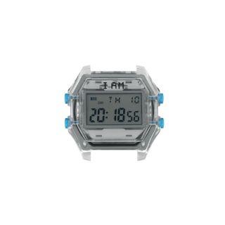 Ρολόι IAM Large Transparent / Light Grey