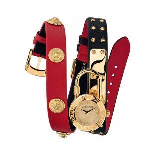 Versace Medusa Lock Icon Gold