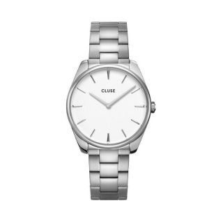 Cluse Feroce Steel White / Silver