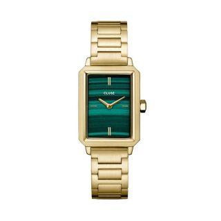 Cluse Fluette Steel Green / Gold