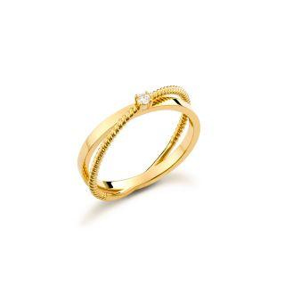 Δαχτυλίδι με διαμάντι