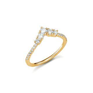 Δαχτυλίδι μισόβερο V
