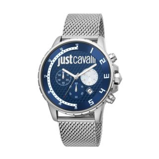 Just Cavalli Sport Chronograph Silver