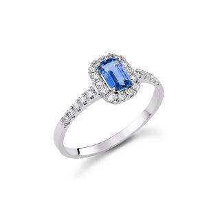 Δαχτυλίδι ζαφείρι