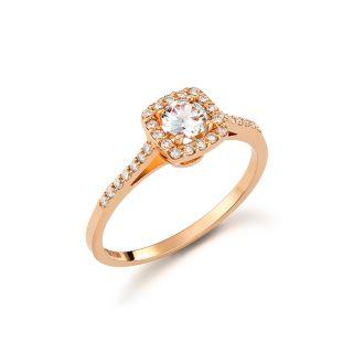 Δαχτυλίδι με ζαφείρι