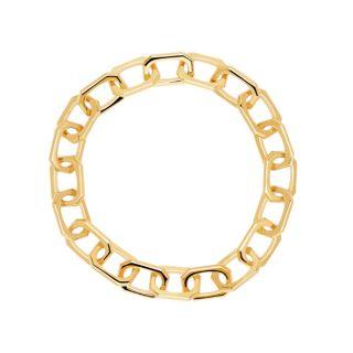 Βραχιόλι PDPAOLA Small Signature Chain Gold