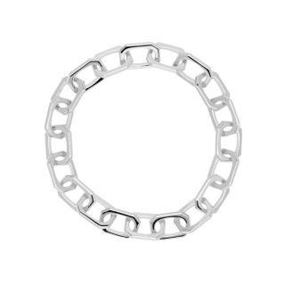 Βραχιόλι PDPAOLA Small Signature Chain Silver