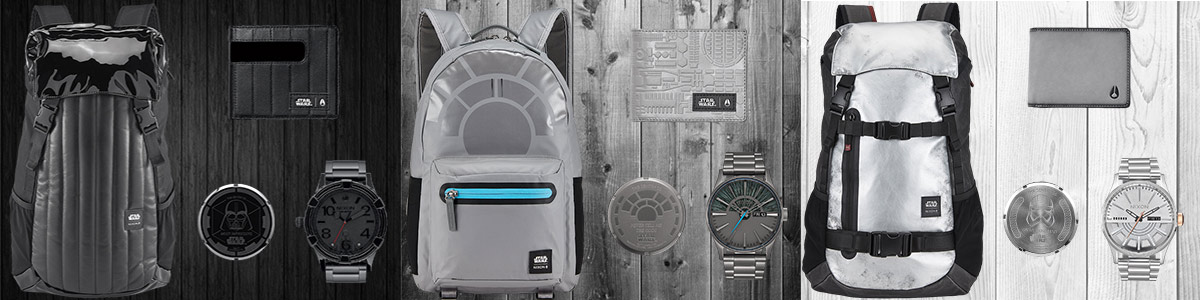 Star Wars Bags by Haritidis.gr