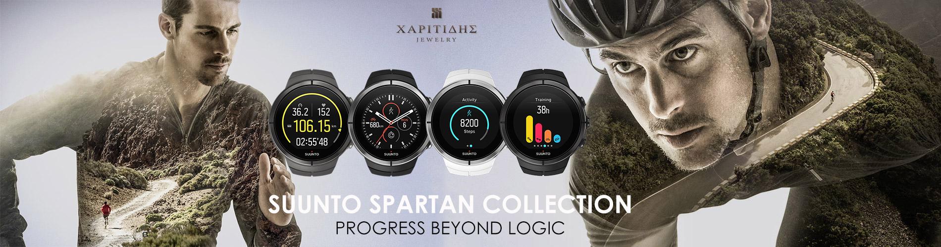 SUUNTO Spartan Collecion