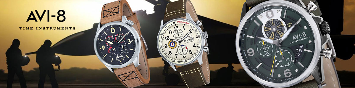 Ρολόγια AVI-8