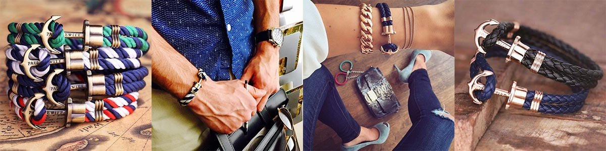 Paul Hewitt Bracelets