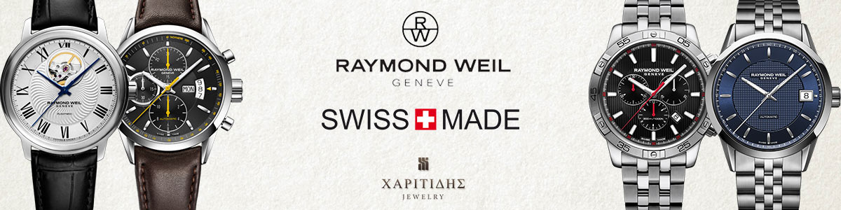 Raymond Weil Men Collection