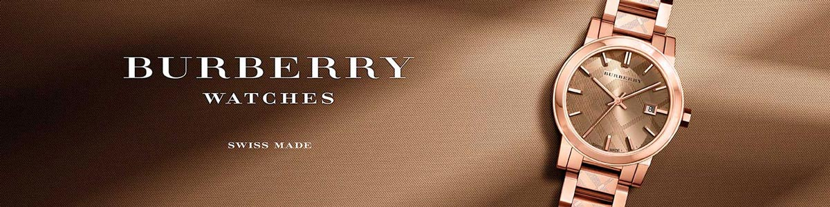 Burberry Haritidis Watches