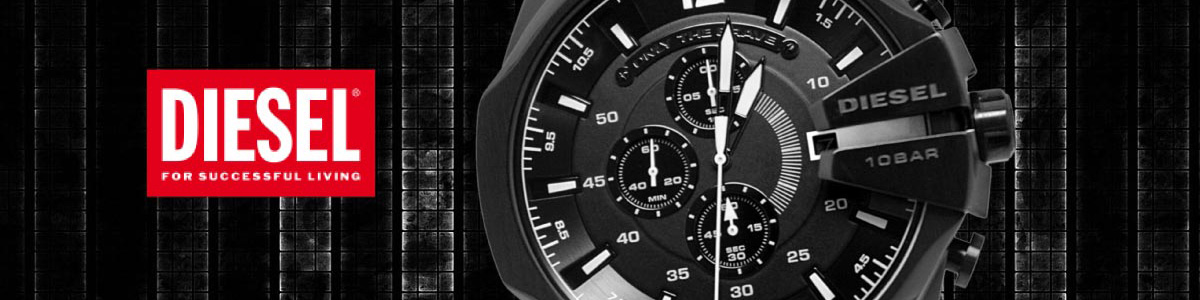 Diesel Watches Collection Haritidis