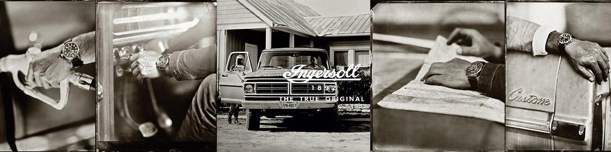 Ingersoll Vintage Mechanical