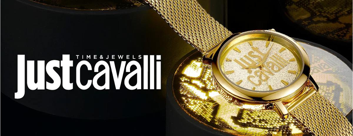 ρολόγια Just Cavalli