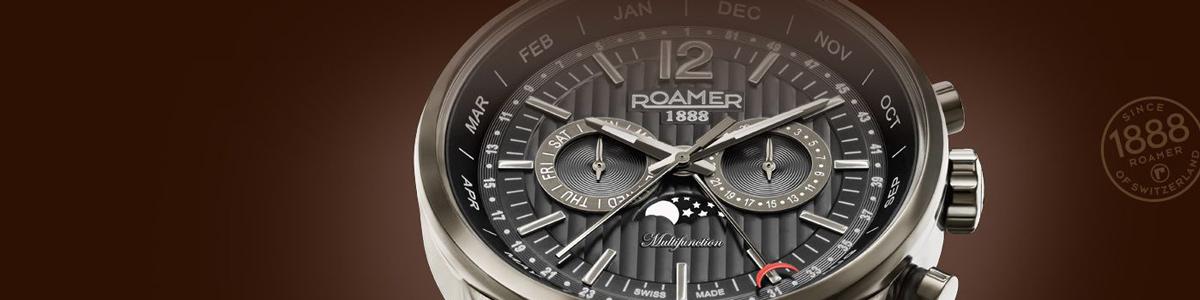 Ελβετικά ρολόγια Roamer