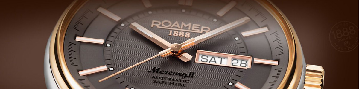 Ρολόγια Roamer