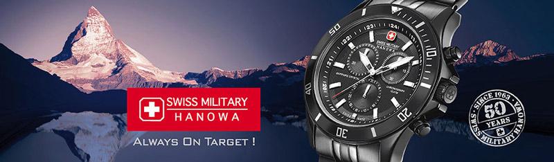 Ρολόγια Swiss Military Hanowa