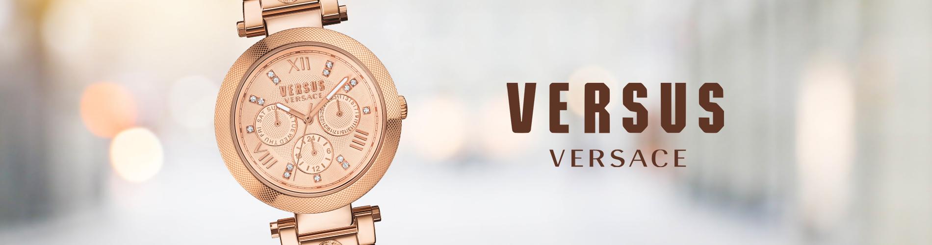 Ρολόγια Versus Versace