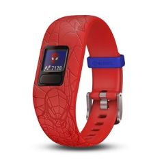 Garmin Vivofit Junior 2 Marvel Spiderman Red