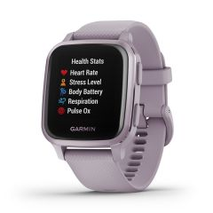 Garmin Venu Sq GPS Smartwatch Orchid
