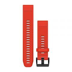 Λουρί Garmin Quickfit Flame Red Fenix 5