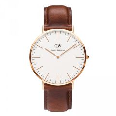 Daniel Wellington Classic St. Mawes 40mm Rose Gold