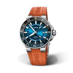 Oris Aquis Carysfort Reef Limited Edition Silicone Strap