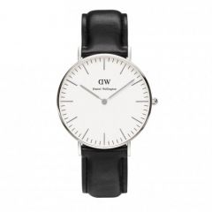 Daniel Wellington Classic Sheffield Lady 36mm Silver