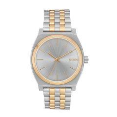 Nixon The Time Teller Silver / Gold