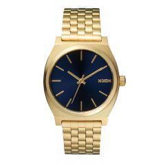 Nixon The Time Teller All Light Gold / Cobalt