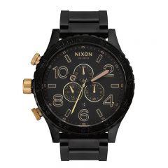 Nixon The 51-30 Chrono Black/Gold