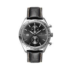 Gant Northampton Chrono Silver Black / Black