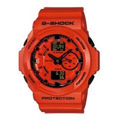 Casio G-Shock Anadigi Orange