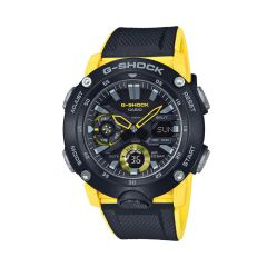 Casio G-Shock Classic Yellow