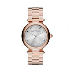 Marc Jacobs Dotty Rose Gold