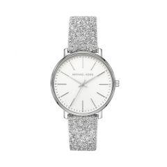 Michael Kors Pyper Silver Glitter