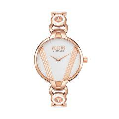 Versus Versace Saint Germain Rose Gold / White