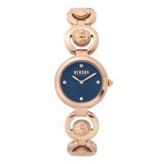 Versus Versace Pekine Road Petite Rose Gold/Blue