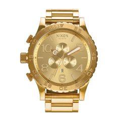Nixon The 51-30 Chrono All Gold