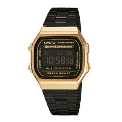 CASIO Collection Digital Gold / Black