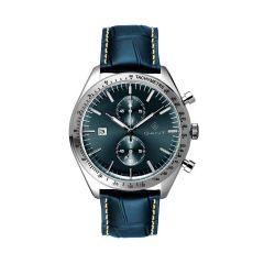Gant Northampton Chrono Silver Blue / Blue