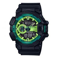 Casio G-Shock Anadigi Black