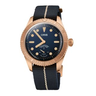 Oris Divers Carl Brashear Cal. 401 Limited Edition